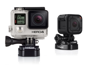 Крепление GoPro Tripod Mount (including 3-Way Tripod) (ABQRT-002)