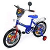Велосипед детский Baby Tilly Супермен 16