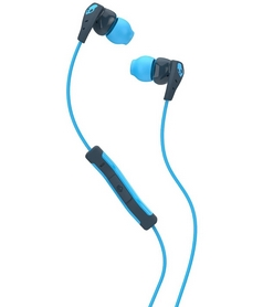 Наушники спортивные Skullcandy Method W/Mic1 Navy/Blue/Blue