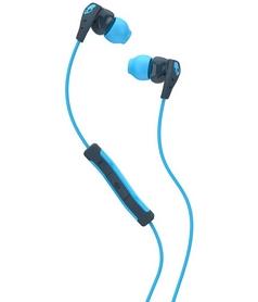 Наушники спортивные Skullcandy Method W/Mic1 Navy/Blue/Blue