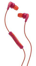 Наушники спортивные Skullcandy Method W/MIC1 Womens Pink/Orange/Orange