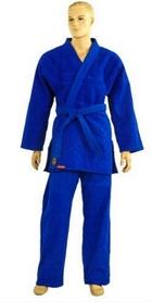 Фото 2 к товару Кимоно для дзюдо Combat Budo повышенной плотности синее