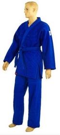 Фото 3 к товару Кимоно для дзюдо Combat Budo повышенной плотности синее