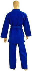 Фото 4 к товару Кимоно для дзюдо Combat Budo повышенной плотности синее