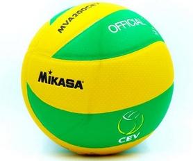 Мяч волейбольный Mikasa MVA200CEV (реплика)