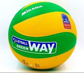 Фото 2 к товару Мяч волейбольный Mikasa MVA200CEV (реплика)