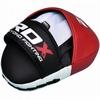 Лапы боксерские RDX Gel Focus Red (2 шт) - фото 3