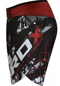 Фото 2 к товару Шорты для MMA RDX Multi Gray