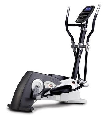 Орбитрек (эллиптический тренажер) ВН Fitness Brazil Dual Plus WG 2379