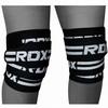 Бинты для приседаний RDX Black New - фото 1