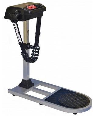 Вибромассажер с твистером Stingray Fitness Vibrolux Twister DS-166T