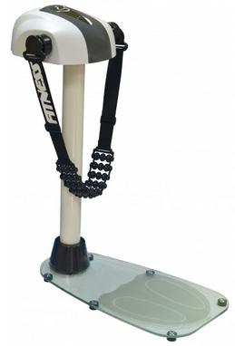 Вибромассажер Stingray Fitness Vibrolux стеклянная платформа DS-168G