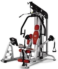 Фото 1 к товару Фитнес станция BH fitness TT Pro G + жим ногами (нагрузка 100кг)