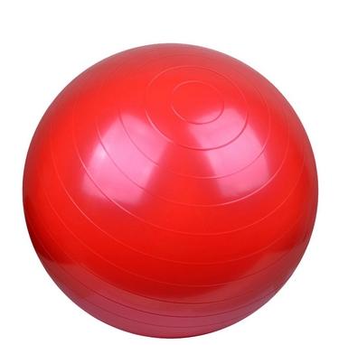 Мяч для фитнеса (фитбол) 55 см Landfit Fitness Ball с насосом