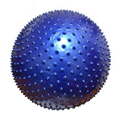 Мяч для фитнеса (фитбол) массажный 65 см Rising Massage Gymball