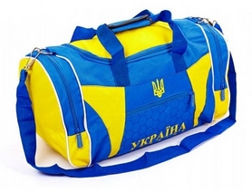 Сумка спортивная Украина Duffle Bag Ukraine GA-5517