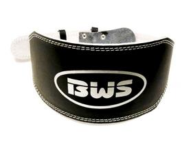 bws Пояс штангиста BWS-6PUBL широкий черный