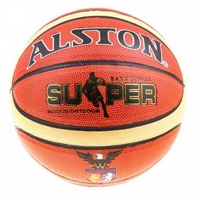 Мяч баскетбольный Alston SuperWinner PVC 5 - уцененный*