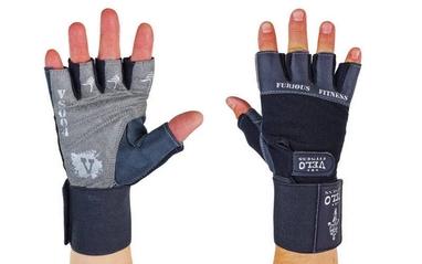 Перчатки атлетические Velo VL-8114