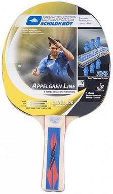 Ракетка для настольного тенниса Donic Appelgren Line 500 1*