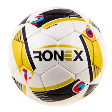 Мяч футбольный Ronex Cordly Snake золотистый/черный