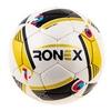Мяч футбольный Ronex Cordly Snake золотистый/черный - фото 1