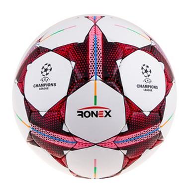 Мяч футбольный Ronex DXN (Finale) Pink/Red