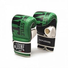 Фото 1 к товару Перчатки снарядные Leone Explosion Green