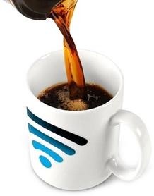Фото 3 к товару Чашка UFT Wi-Fi Cup