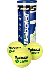 babolat Мячи для большого тенниса Babolat Green (3 шт) 501035/113