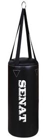 Мешок боксерский Senat (ПВХ) 40х18 см черный