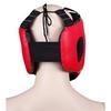 Шлем боксерский Senat красный - фото 2