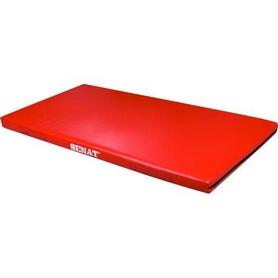 Мат гимнастический Senat 1х2 м красный