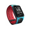 Часы спортивные TomTom Runner 2 Cardio Scuba Blue/Red (L) - фото 1