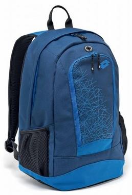 Рюкзак Lotto Backpack LZG III S4349 Blue Cosmic/Blue Shiver