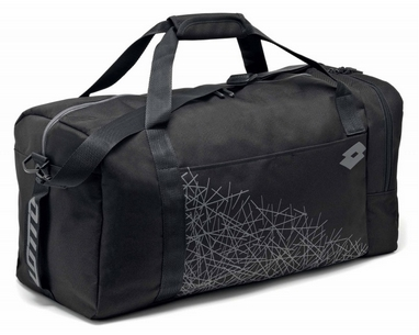 Сумка Lotto Bag LZG III M S4310 Black/Asphalt