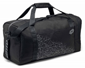 Сумка Lotto Bag LZG III M S4310 Black/Asphalt