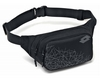 Сумка Lotto Waistbag LZG III S4350 Black/Asphalt - фото 1