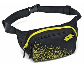 Сумка Lotto Waistbag LZG III S4351 Black/Yellow Safety