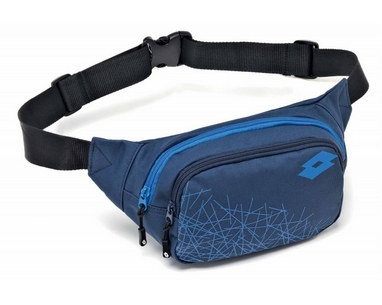Сумка Lotto Waistbag LZG III S4352 Blue Cosmic/Blue Shiver