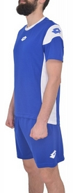 Фото 2 к товару Форма футбольная (шорты, футболка) Lotto Kit Stars EVO R9305 Royal