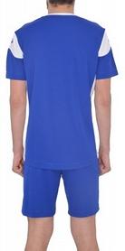 Фото 3 к товару Форма футбольная (шорты, футболка) Lotto Kit Stars EVO R9305 Royal