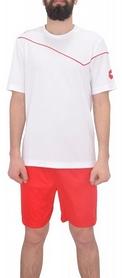 Фото 1 к товару Форма футбольная (шорты, футболка) Lotto Кit Sigma Q0833 White