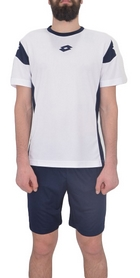 Форма футбольная (шорты, футболка) Lotto Kit Stars EVO R9688 Royal/White