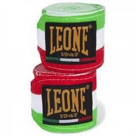 Бинты боксерские Leone 4,5м Italy (2 шт)