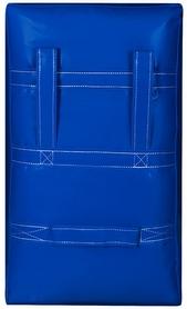 Фото 3 к товару Макивара двойная Senat 58х38х17 см синяя (1 шт)