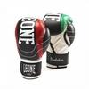 Перчатки боксерские Leone Revolution Black - фото 1