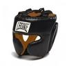 Шлем боксерский Leone Performance Black - фото 1