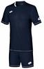 Форма футбольная (шорты, футболка) Lotto Kit Sigma EVO S3708 Navy - фото 1