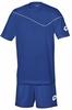 Форма футбольная детская (шорты, футболка) Lotto Кit Sigma JR Q2819 Royal - фото 1